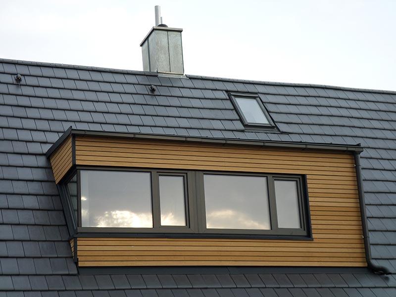 2 Spenglerarbeiten Dach