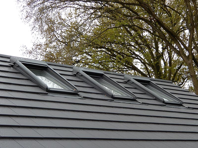 3 Dachdecker Dachfenster